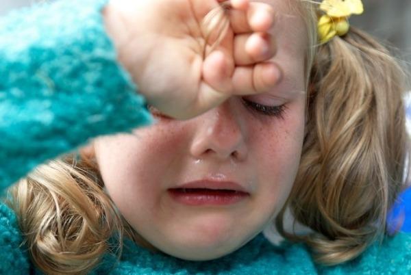 Ребенок после сотрясения