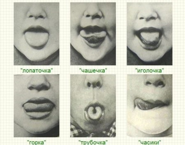 Зарядка для языка