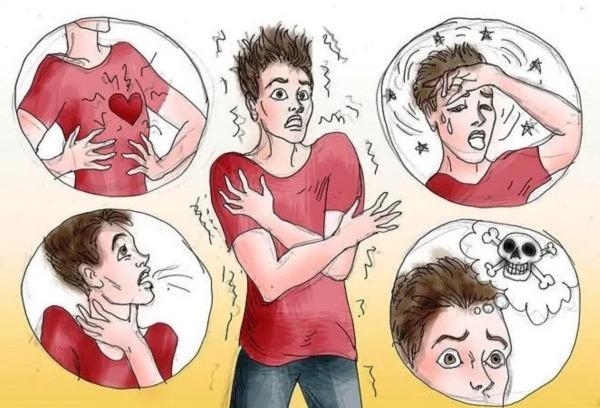 Паническое расстройство - или паническая атака?