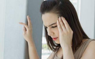 Причины головокружения при низком давлении
