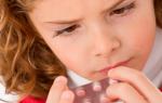 Какие таблетки можно детям от головы