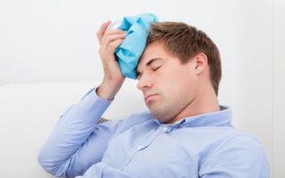 Какие осложнения могут быть после сотрясения мозга