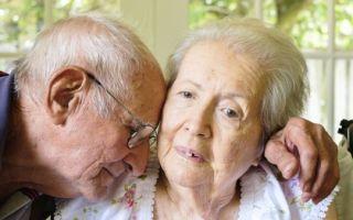 Продолжительность жизни с болезнью Альцгеймера на последней стадии