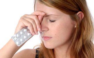 Что выпить если кружится голова – список лекарств