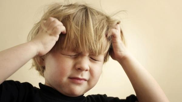 Головная боль у ребенка