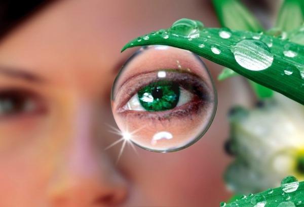 Проблема со зрением