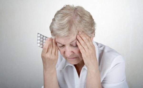 Что пить при головокружении пожилым людям