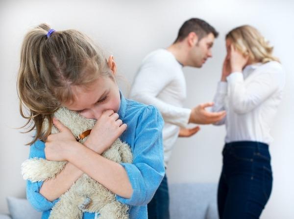 Распад семьи