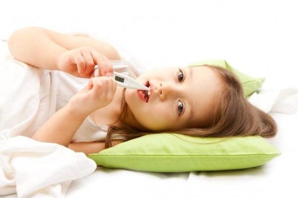 Температура и болит голова у ребенка 6 лет  Боль, болит